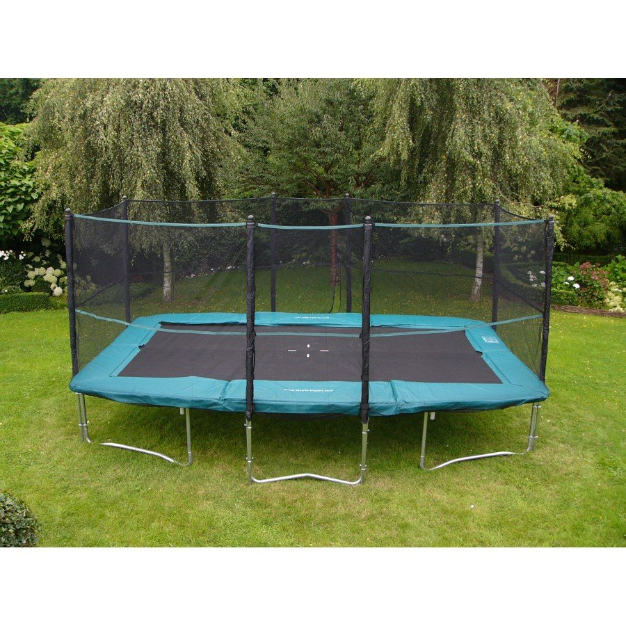 grand trampoline pas cher. Black Bedroom Furniture Sets. Home Design Ideas